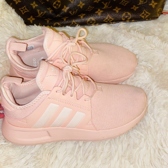 Women's Pink Adidas Shoes